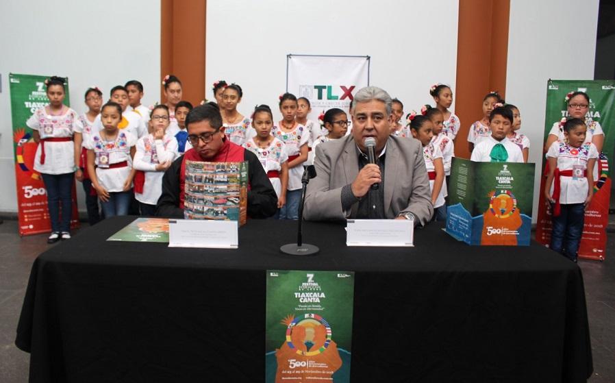 Presenta ITC 7º Festival Internacional de Coros Tlaxcala
