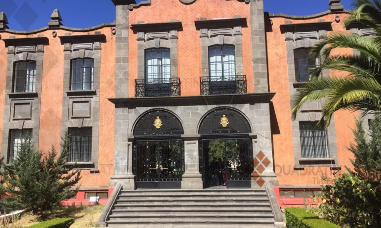 Exhiben falsa mudanza de Secretaría de Cultura a Tlaxcala