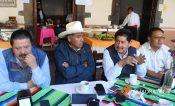 Diputados deben actuar con responsabilidad: campesinos