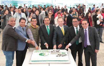 Festeja Tec de Tlaxco su 15 aniversario - Quadratín Tlaxcala