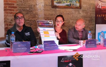 En Tlaxcala también se hace cine: Central Doc - Quadratín Tlaxcala