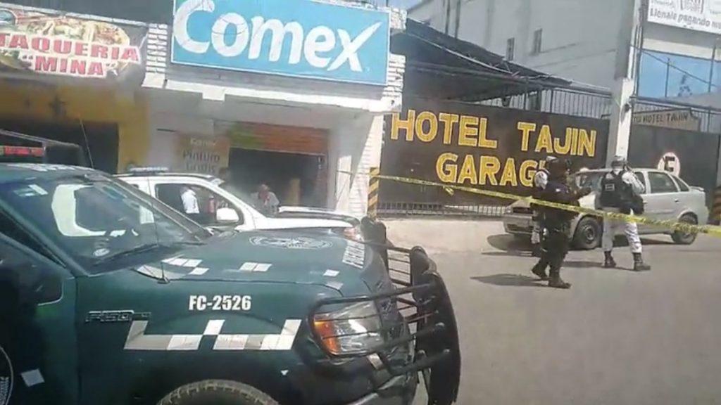 Atacan a tiros a corresponsal del Diario de Xalapa