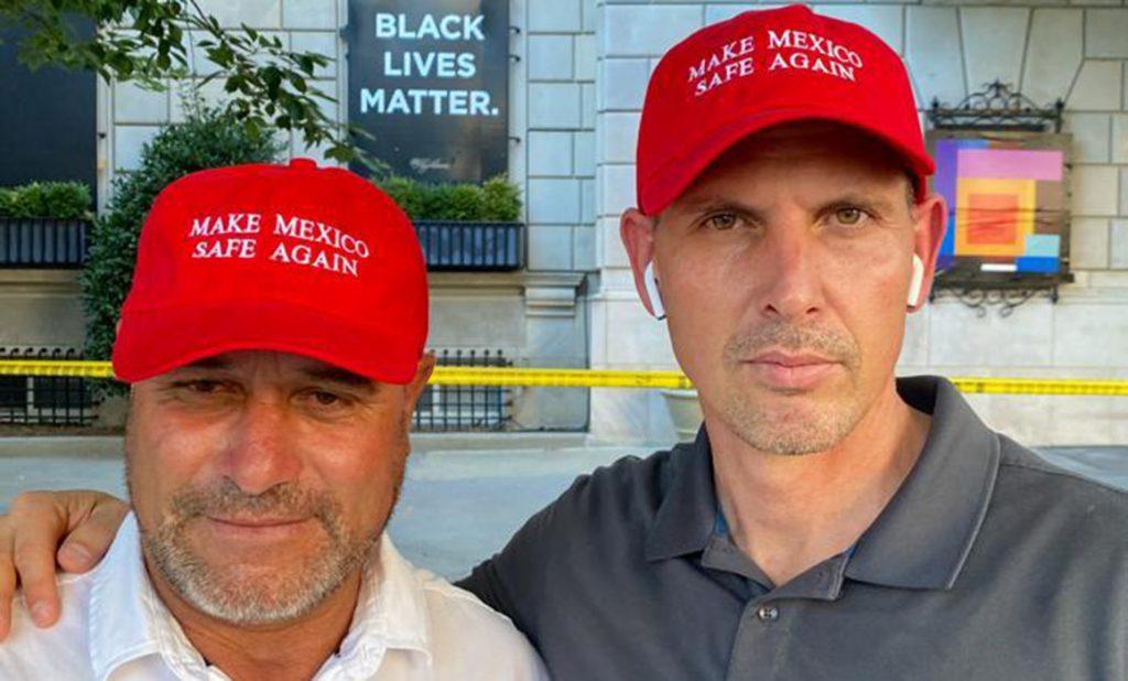 LeBarón exigen en Washington respuesta inseguridad a AMLO y Trump