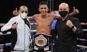 Gana tlaxcalteca campeonato mundial de boxeo