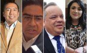 Reciclados candidatos a diputados federales, desde ex alcaldes, ex funcionarios y ex magistrados