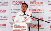 Los jóvenes no estarán solos, con políticas progresistas Jorge Corichi buscará empoderarlos