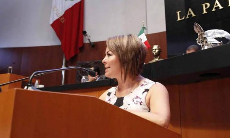 Asegura Minera Hernández que la Consulta Popular es una 'cortina de humo' de la 4T